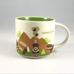 "Tennessee Starbucks ""You Are Here"" Series Mug"
